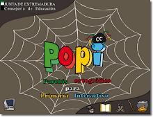 Popi, juego para aprender ortografía