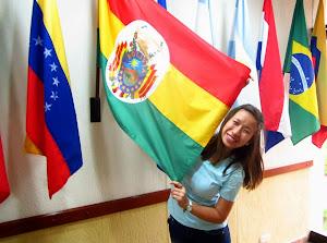 Hermana Santeco en Bolivia