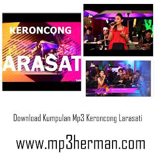 Download Kumpulan Mp3 Keroncong Larasati