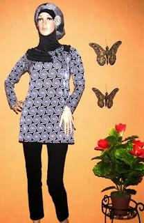 Grosir baju bahan korea murah BKM2065-2