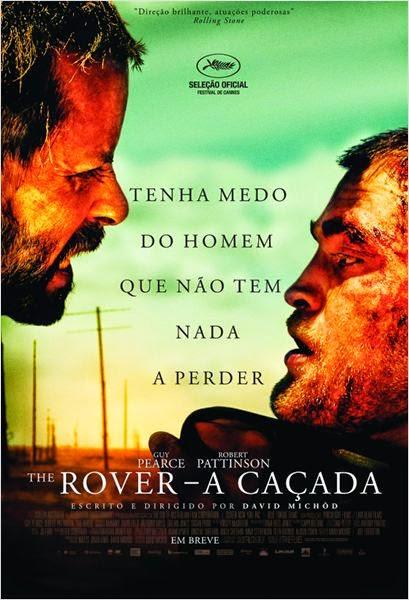 Filme The Rover A Caçada Dublado AVI BDRip