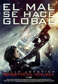Resident Evil 5 (2012) Online Latino