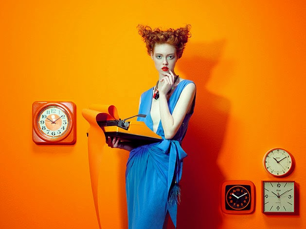 ©Lucia Giacani - Killing Time. Fashion Photography