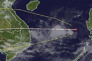 Tropischer Sturm GAEMI | MARCE jetzt auf Kurs Vietnam, Gaemi, Marce, Vietnam, Thailand, Laos, Kambodscha, Philippinen, Taifunsaison 2012, aktuell, Satellitenbild Satellitenbilder, Vorhersage Forecast Prognose, Oktober, 2012,