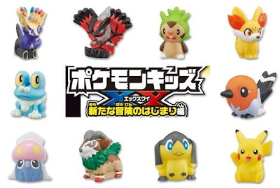 Pokemon Kids XY 1 Bandai