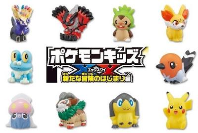 Pokemon Kids XY 1 Bandai