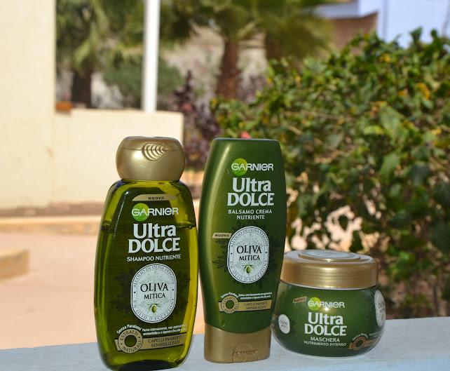 First Impressions: Garnier Ultra Dolce Oliva Mitica