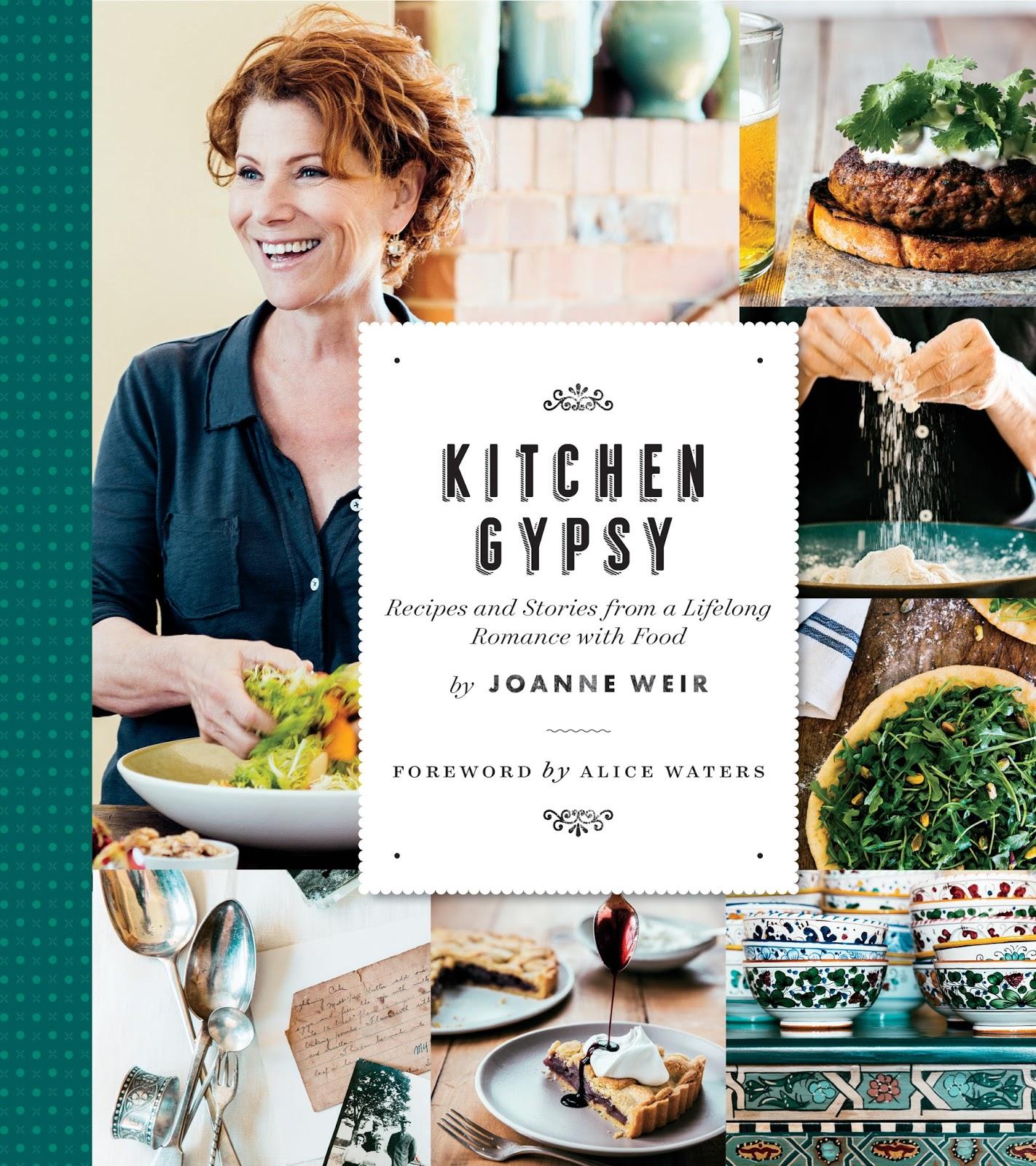 Green Kitchen Stories Book Joanne Weir Food Wine Travel Kitchen Gypsy