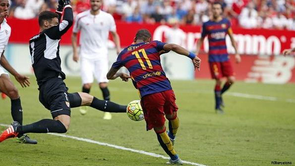 Hasil La Liga Sabtu 3 Okt, Sevila Sukses Tekuk Barcelona 2-1