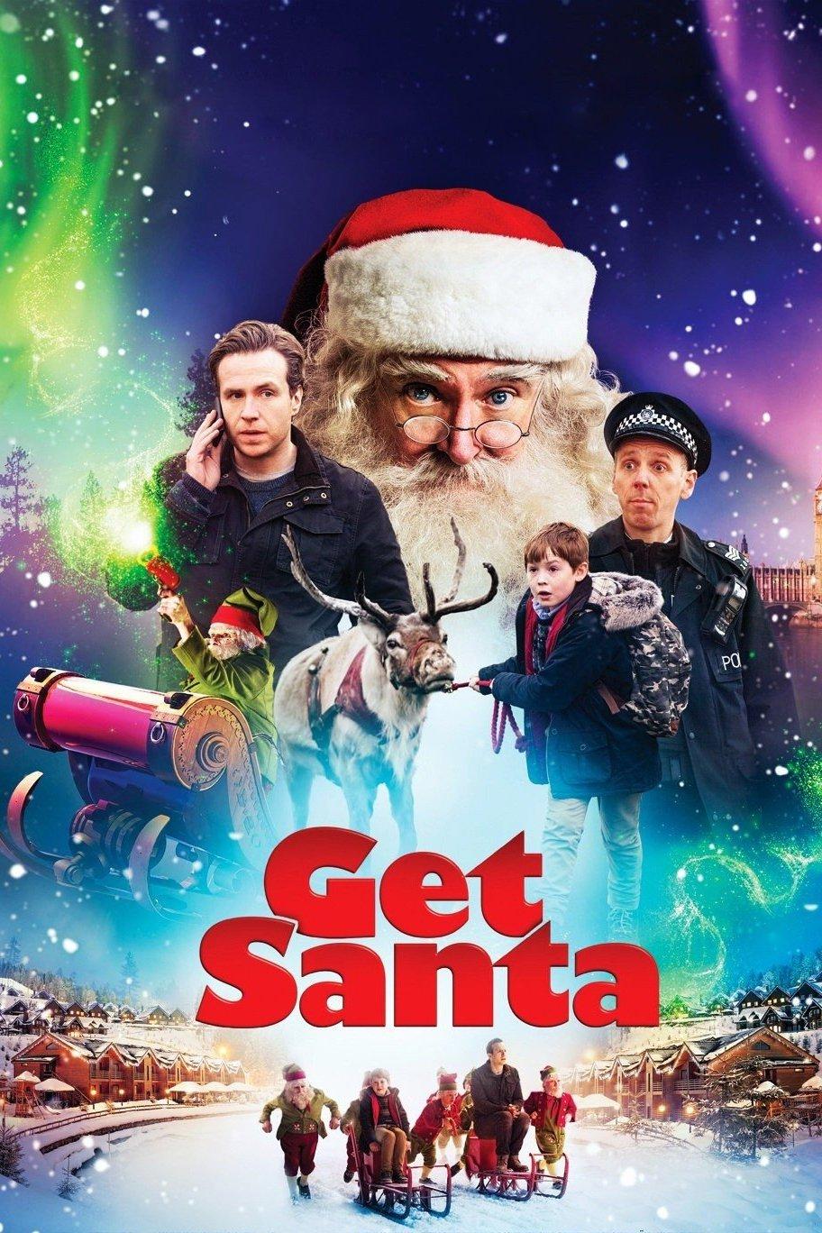 Que Fim Levou Papai Noel – Dublado (2014)
