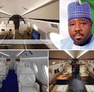Former Borno State Governor Ali Sheriff Purchases 72m TopOfTheRange Priva