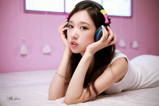 4 Lovely Hye Ji - very cute asian girl - girlcute4u.blogspot.com