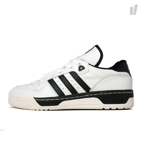 Adidas Rivalry Lo Schwarz/Weiss