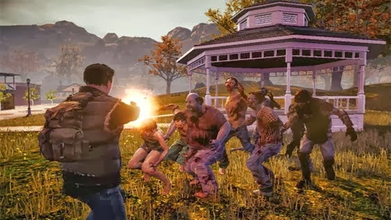 download State of Decay Full Pc game free english, german, italian, portuguese