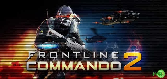 FRONTLINE COMMANDO 2 Mod 1.0.1 APK Free Download