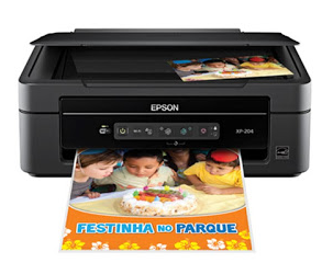 Epson XP-204 Driver Download