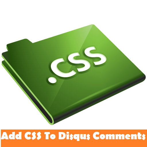 add css to disqus