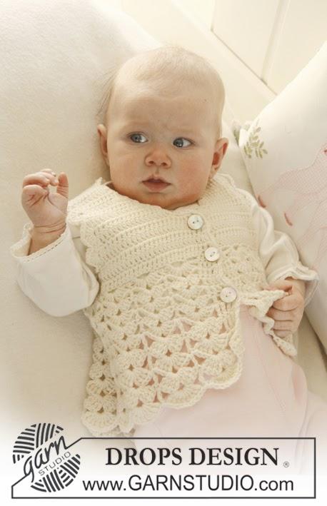Haaktips Vestje Haken Voor De Baby