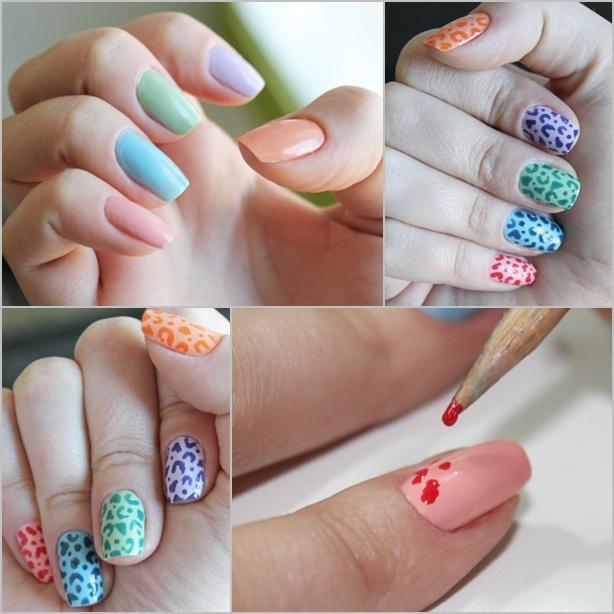 Paso a paso uñas decoradas para el verano