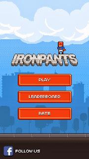 Iron Pants