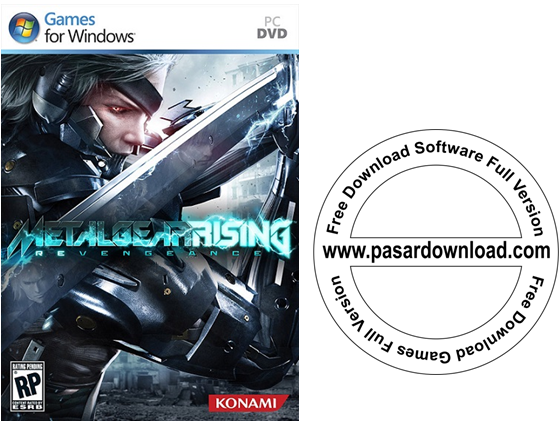Free Download Games Metal Gear Rising Revengeance Full Rip
