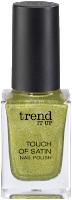 Preview: Die neue dm-Marke trend IT UP - Touch of Satin Nail Polish 030 - www.annitschkasblog.de