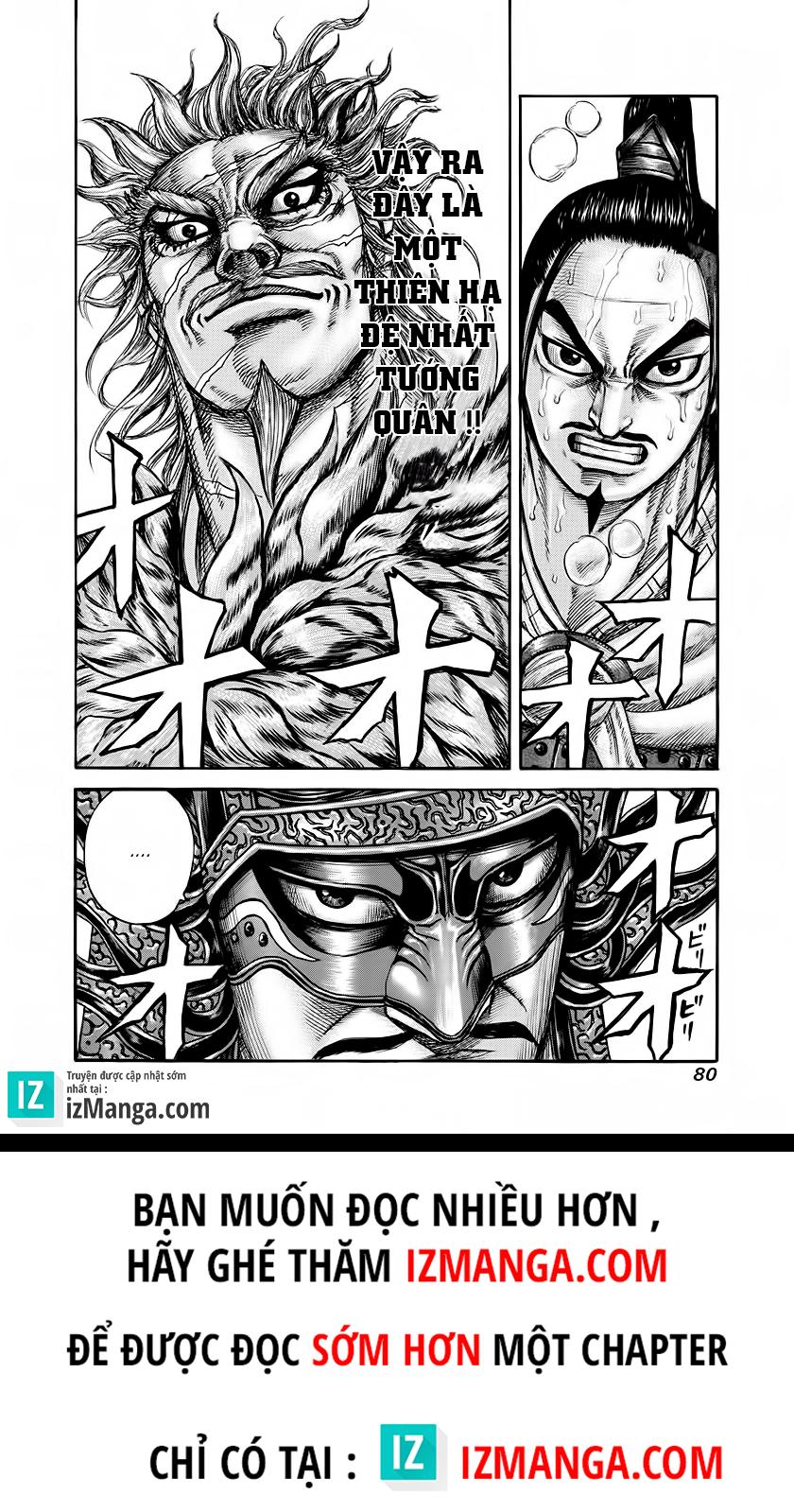 Kingdom – Vương Giả Thiên Hạ (Tổng Hợp) chap 221 page 19 - IZTruyenTranh.com