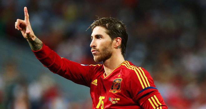 Spanyol Taklukkan Norwegia, Ramos Tebar Ancaman