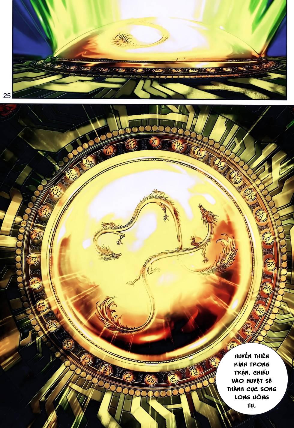 Thần binh huyền kỳ 3 - 3.5 tập 172 - 11