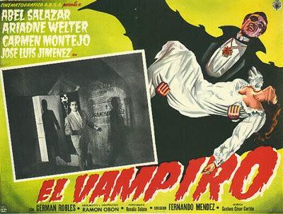 el vampiro, una gran cinta mexicana