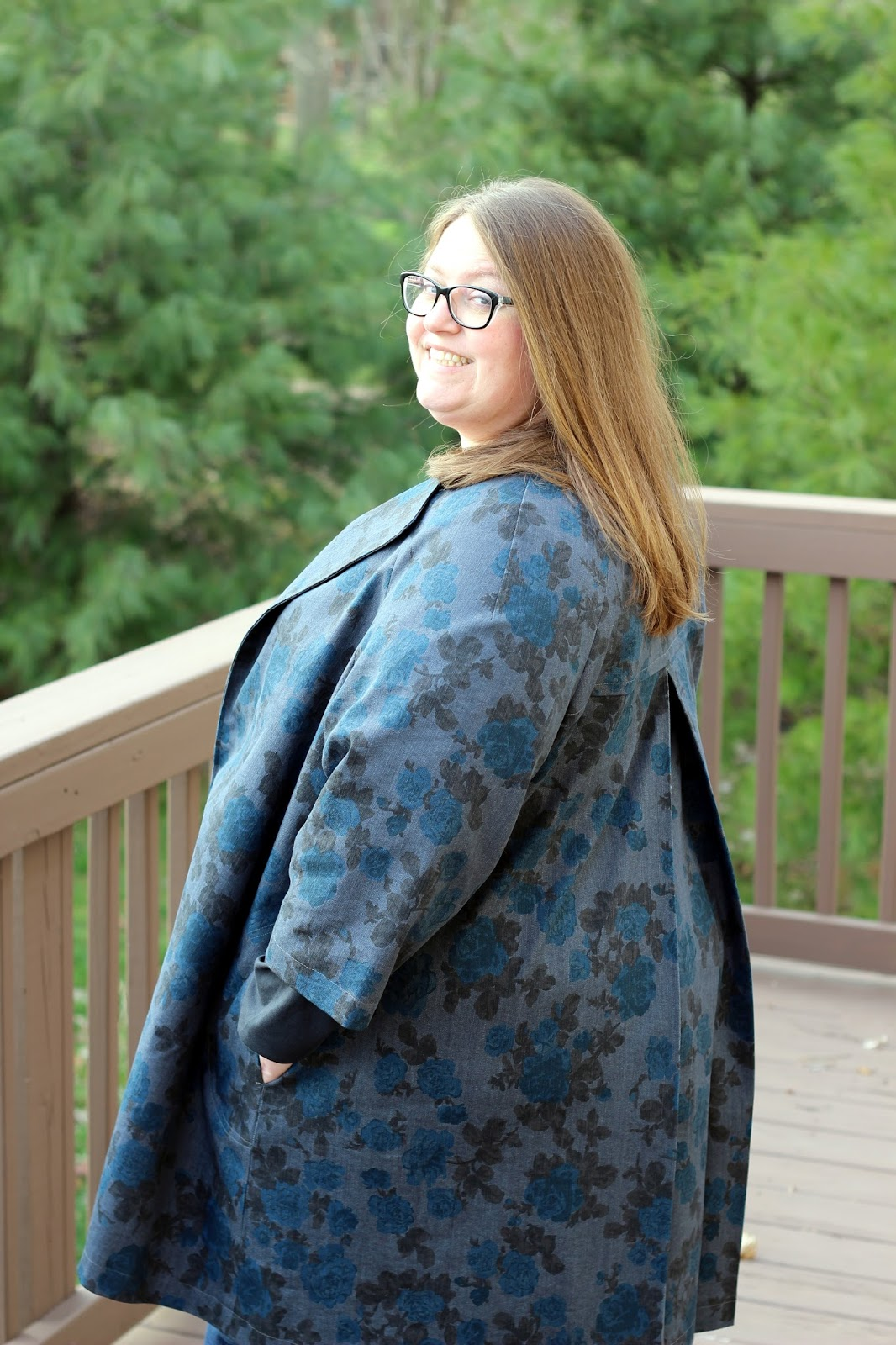 Pandora Sews Plus Size Clothes: Final Sew of 2015 - Indygo Junction ...