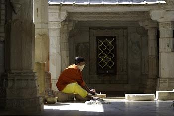 INDIA 2011: Jain Monk