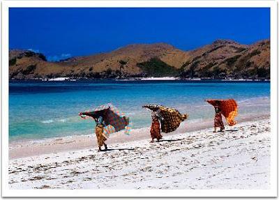 Pantai Senggigi,Lombok
