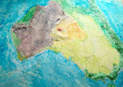 our map of Australia