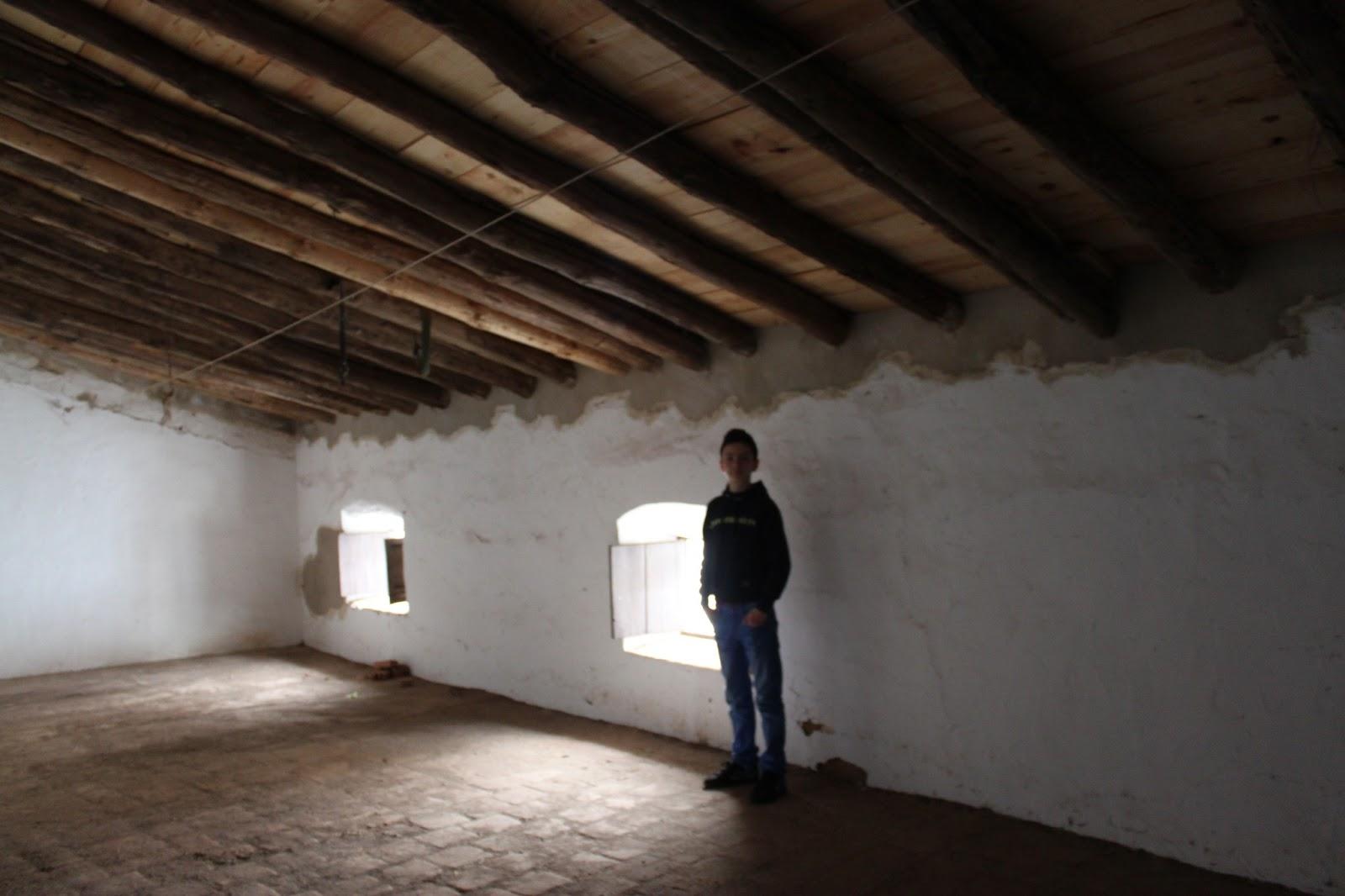 El doblao de antonio gonz lez el doblao - Como pintar un techo ...