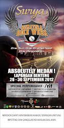 Sekilas Sumatera Bike Week 2012 Medan