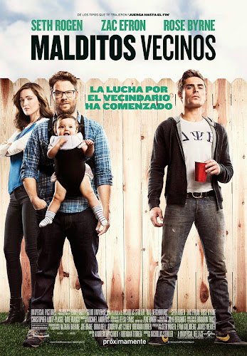 Neighbors (BRRip HD Español Latino) (2014)