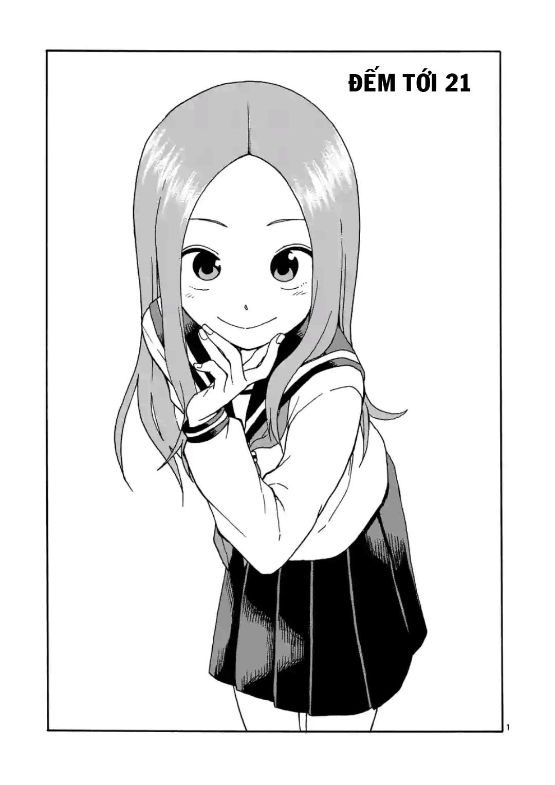 Karakai Jouzu no Takagi-san chap 29.5 Trang 1 - Mangak.info