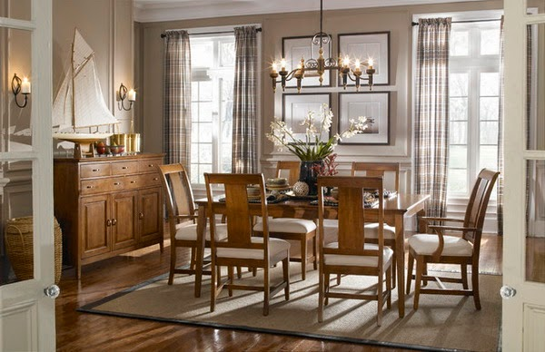 Renewing Your Dining Room with Dining Room Furniture | MODERN INTERIOR