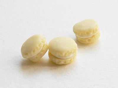 delicieux macaron vanille