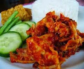 Resep praktis (mudah) membuat masakan khas ayam rica - rica spesial enak (lezat)