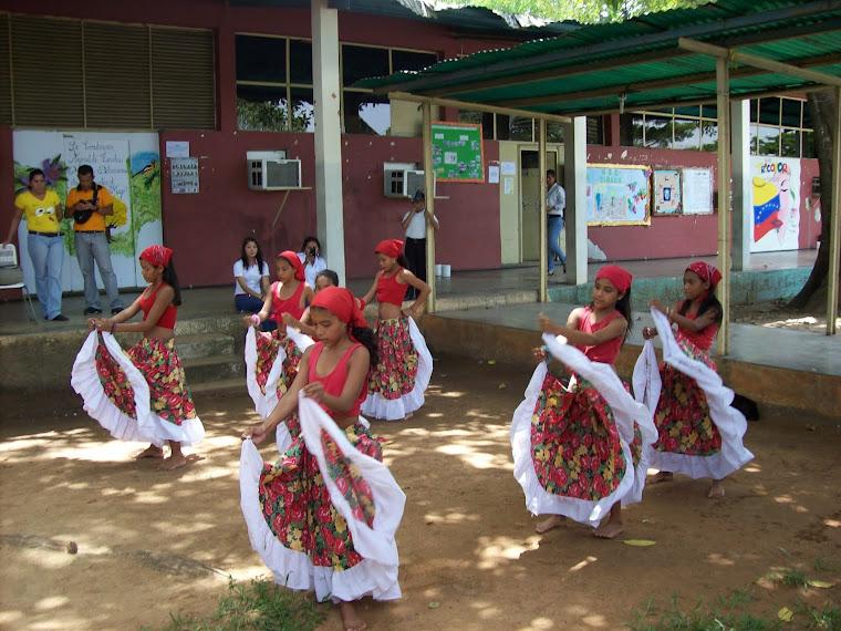 Actos Culturales durante el encuentro..