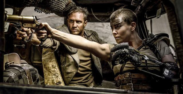 Imagens inéditas, vídeo dos bastidores e primeira cena de Mad Max: Estrada da Fúria