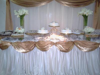 Fotos de Buffet de casamento