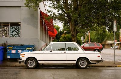 1971 BMW 2002.