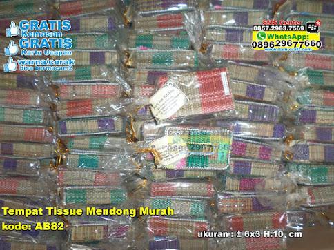 Tempat Tissue Mendong Murah murah