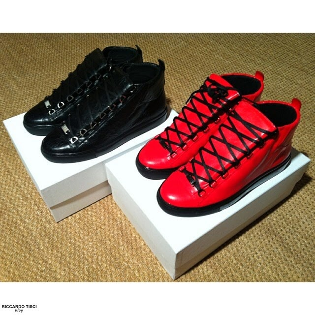 balenciaga arena sneakers online spentmydollars fashion trends shoes bags accessories for. Black Bedroom Furniture Sets. Home Design Ideas