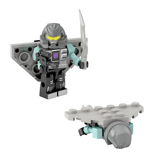 Hasbro Transformers Kre-O Micro Changers Series 2 - Seawing (Seacons)