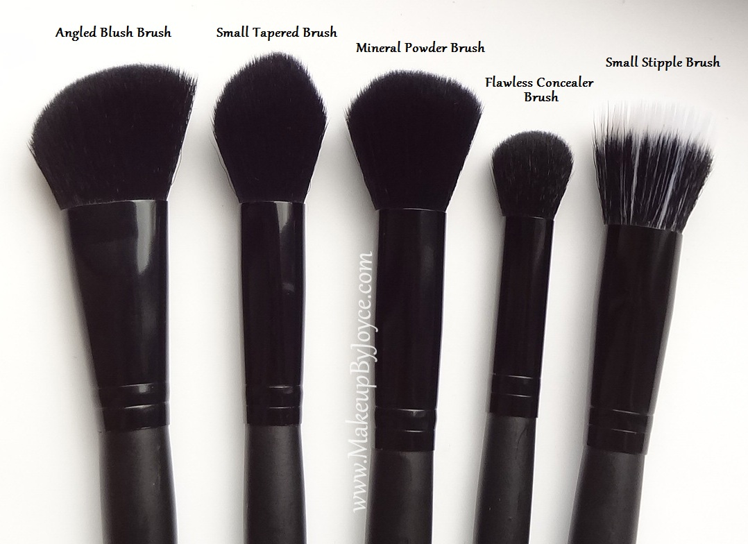 Makeupbyjoyce Review Comparison Elf Studio Brush