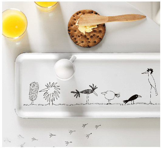 birds Ikea for kitchen